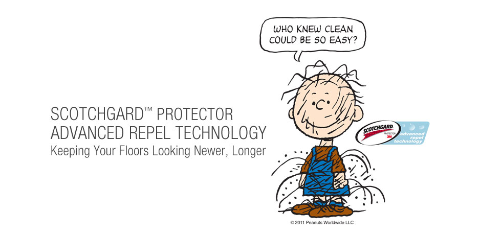 Scotchgard Protector Advanced Repel Technology