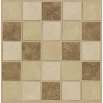 Home Mosaic - Multi From Shaw Floor Tiles