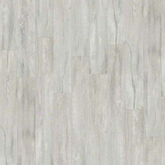 Classico Plank Plus - attached pad - Bianco From Shaw Tile