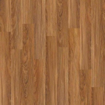 Classico Plank Plus - attached pad - Teak From Shaw Tile