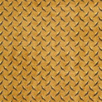 Diamond Plate - Gold From Joy Carpets