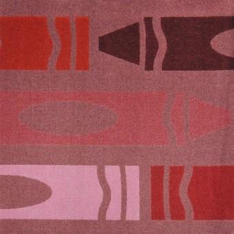 Jumbo Crayons - Burgundy From Joy Carpets