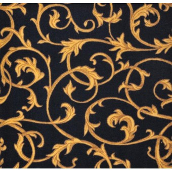 Acanthus - Black From Joy Carpets