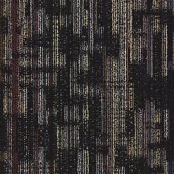 Compound Tile - Black Velvet From Mohawk Carpet