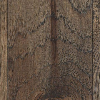 American Style - Weathered Hickory From Mohawk Hardwood