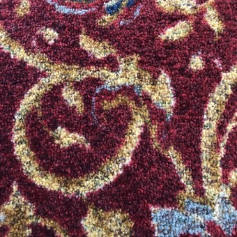 Printed Carpet Closeout - Fortune Cookie From Carpet Express Deals