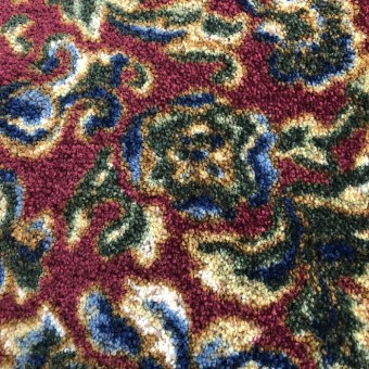 Printed Carpet Closeout - Victorian From Carpet Express Deals