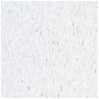 Premium Excelon Companion Square - Kaleidoscope White From Armstrong VCT