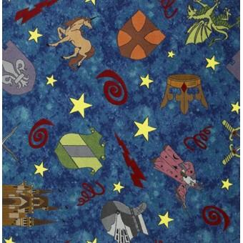 Mythical Kingdom - Multi From Joy Carpets