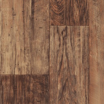 Airstep Evolution - Colonial Plank - Dark Khaki From Congoleum Vinyl