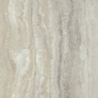 Piazza Travertine Tile - Dovetail From Armstrong Lvt