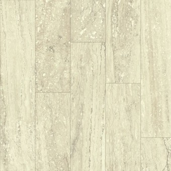 Cushionstep Better - Mineral Travertine - Oyster From Armstrong Vinyl