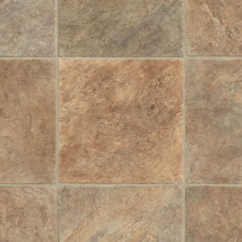 Cushionstep Better - Peruvian State - Brown From Armstrong Vinyl