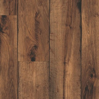 Cushionstep Better - Rustic Timbers - Brown From Armstrong Vinyl
