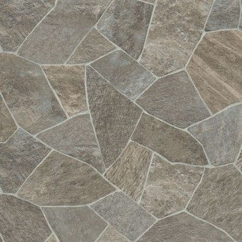 Cushionstep Better - Alvina - Brownstone From Armstrong Vinyl
