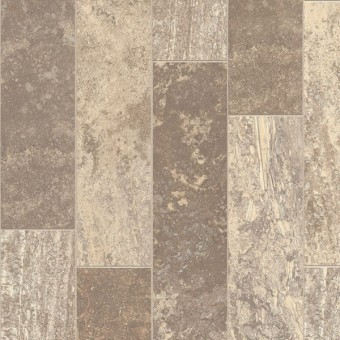 Cushionstep Better - Aragon Travertine - Beach Cove From Armstrong Vinyl