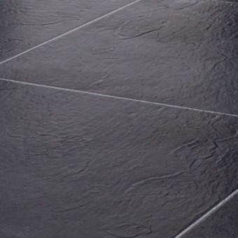 Da Vinci Tile - Celtic Slate - Graphite From Karndean