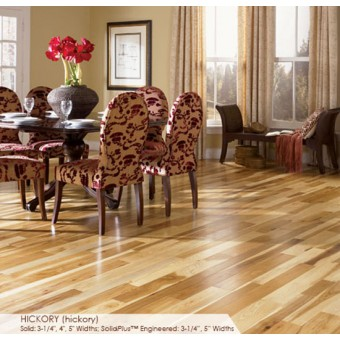 Character SolidPlus 3.25 - Hickory From Somerset Hardwood