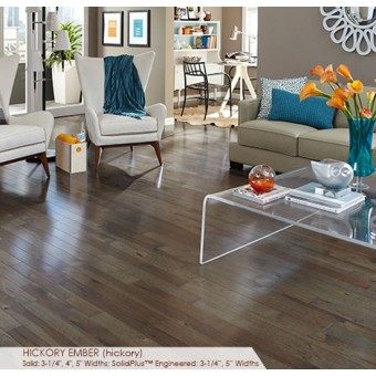 Character SolidPlus 3.25 - Hickory Ember From Somerset Hardwood