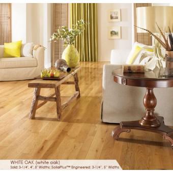 Character SolidPlus 3.25 - White Oak From Somerset Hardwood