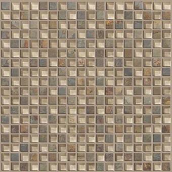 Mixed Up 5/8 Mosaic Slate - Denali