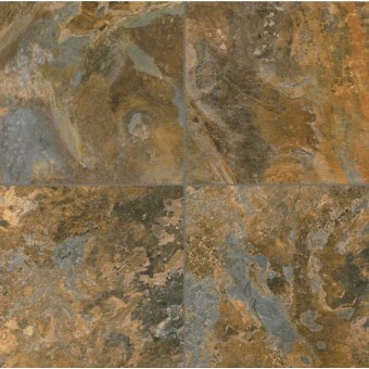 Alterna - Allegheny Slate Tile - Copper Mountain From Armstrong Lvt