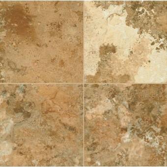 Alterna - Athenian Travertine Tile - Honey Onyx From Armstrong Lvt