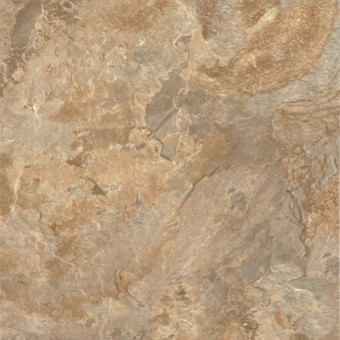 Alterna - Mesa Stone Tile - Terracotta/Clay From Armstrong Lvt