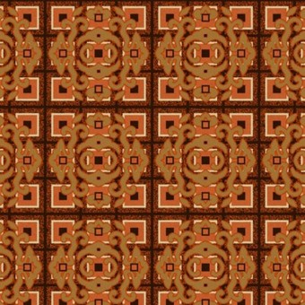 Ornament III - 486 From Lexmark Carpet