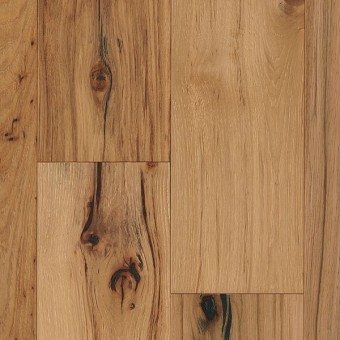 TimberBrushed Hickory - Deep Etched Natural From Armstrong Hardwood