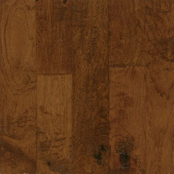 Frontier Hand-Scraped Wide Plank Hickory - Tahoe From Bruce