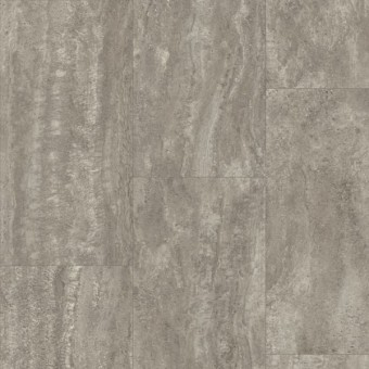 StrataMax Value Plus- Vessa Travertine - Carbide Charm From Armstrong Vinyl
