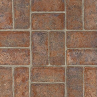 Duality premium mesita armstrong vinyl for Brick flooring prices