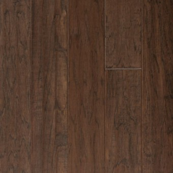 Trailhouse Hickory - Hickory Sterling Grey From Harris Wood