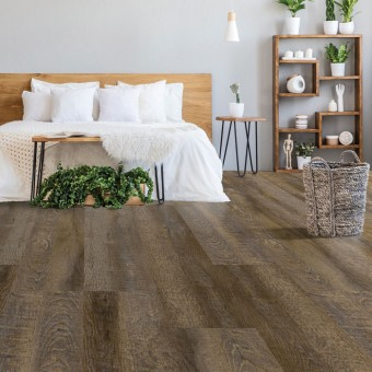 FloorTEC Gluedown LVP - Hand Sewn Plank From Showcase Collection