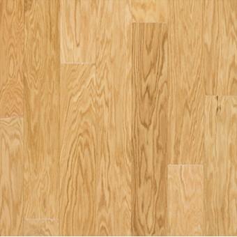 Homestead Plank - Red Oak Barley From Harris Wood