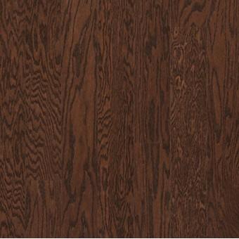 Homestead Plank - Red Oak Cinnamon From Harris Wood