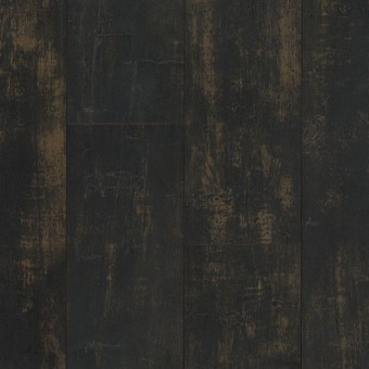 Architectural Remnants - Antique Structure/Historic Element - Black Paint From Armstrong Laminate