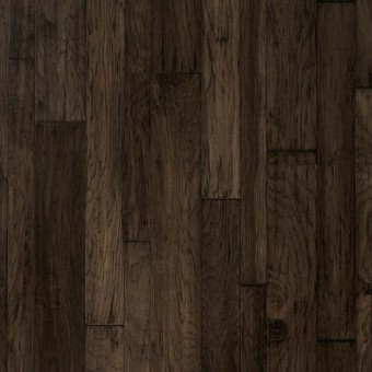 Mountain View Hickory Random Width - Acorn From Mannington Hardwood