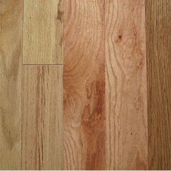 Oak Pointe - Red Oak Natural From Mullican