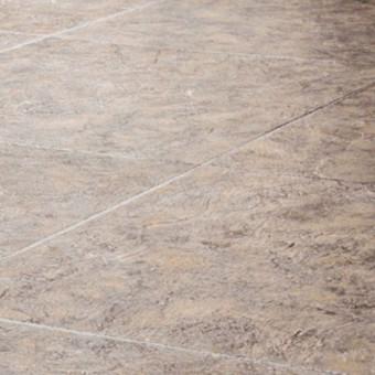Da Vinci Tile - Pewter - English Pewter From Karndean