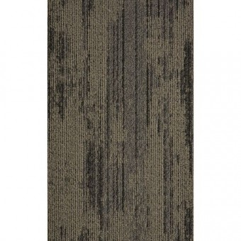 Prospect Plank Tile - Smoke From Stanton Carpet
