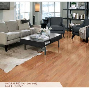 Home Style 2.25 - Natural Red Oak From Somerset Hardwood