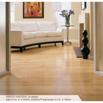 Specialty Plank 2.25 - Maple Natural From Somerset Hardwood