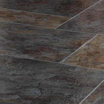 Opus - Stone 36 x 36 - Atlantic Slate From Karndean