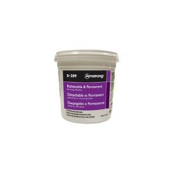 Armstrong S-289 Vinyl Adhesive - 1 Gallon From Accessories