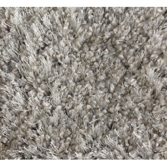 Shaggy Shimmer - Silver From Stanton Carpet