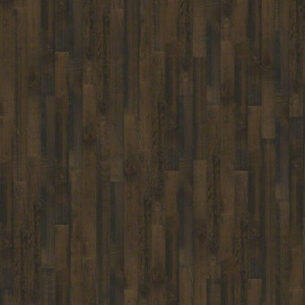 Rosedown Hickory - Bayou Brown From Shaw Hardwood