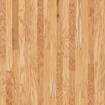 """Albright Oak 3.25"""" - Rustic Natural From Shaw Hardwood"""