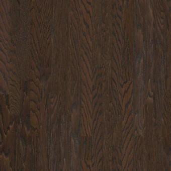 "Albright Oak 3.25"" - Chocolate From Shaw Hardwood"